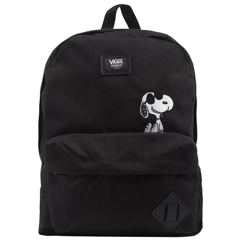 Vans X Peanuts Old Skool II Backpack Black