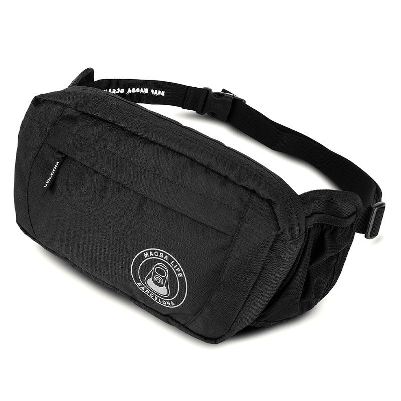Volcom Mcbl x Vlcm Beer Bag Black