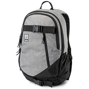 Volcom Substrate Backpack Black Grey