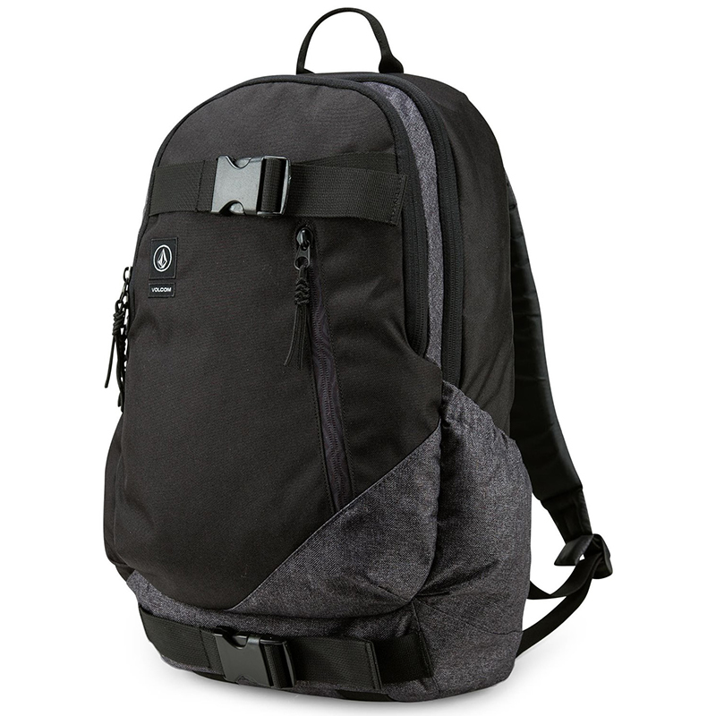 Volcom Substrate Backpack Ink Black