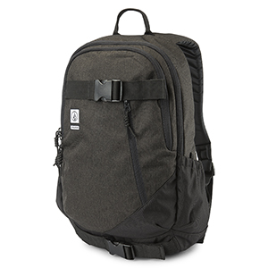Volcom Substrate Backpack New Black