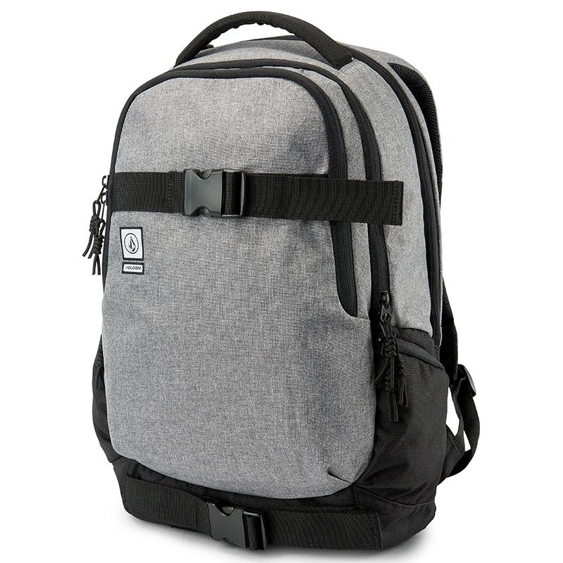 Volcom Vagabond Stone Backpack Black Grey