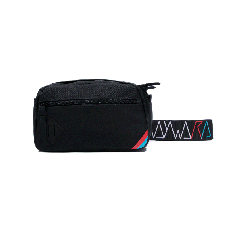 Wayward Lug Over Shoulder Bag Black