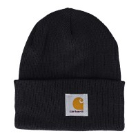 Carhartt Acrylic Watch Beanie Black