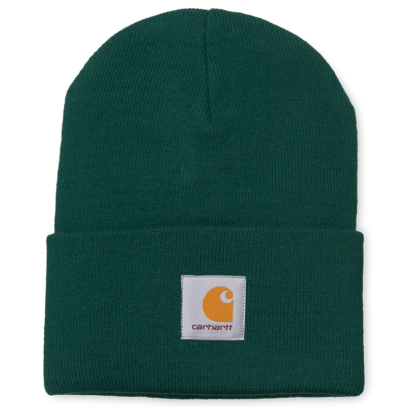 Carhartt Acrylic Watch Beanie Dark Fir