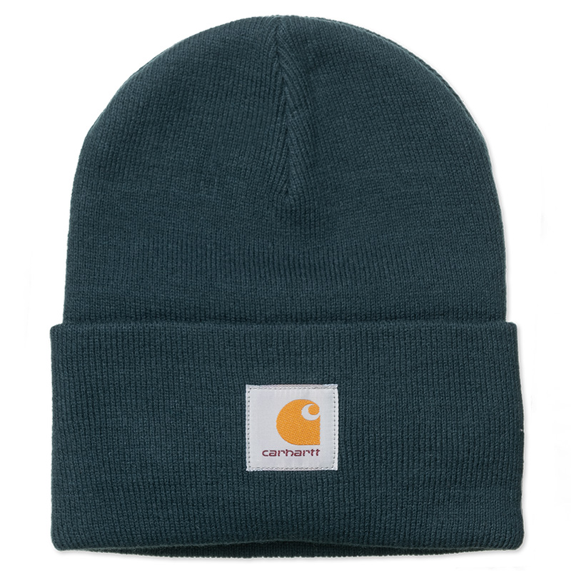 Carhartt WIP Acrylic Watch Beanie Duck Blue