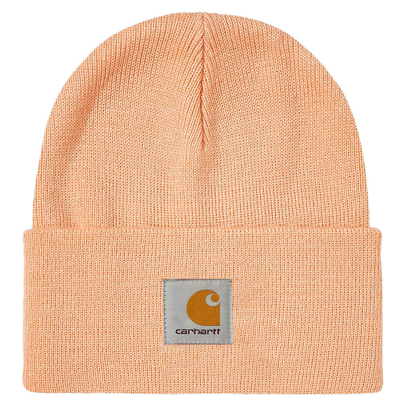 Carhartt Acrylic Watch Beanie Peach