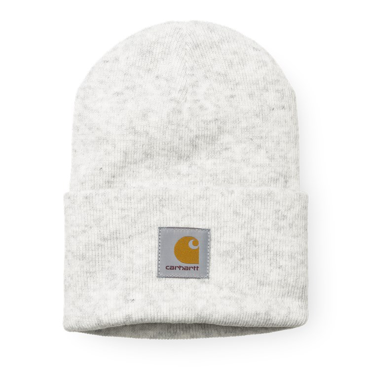 Carhartt Acrylic Watch Beanie Ash Heather