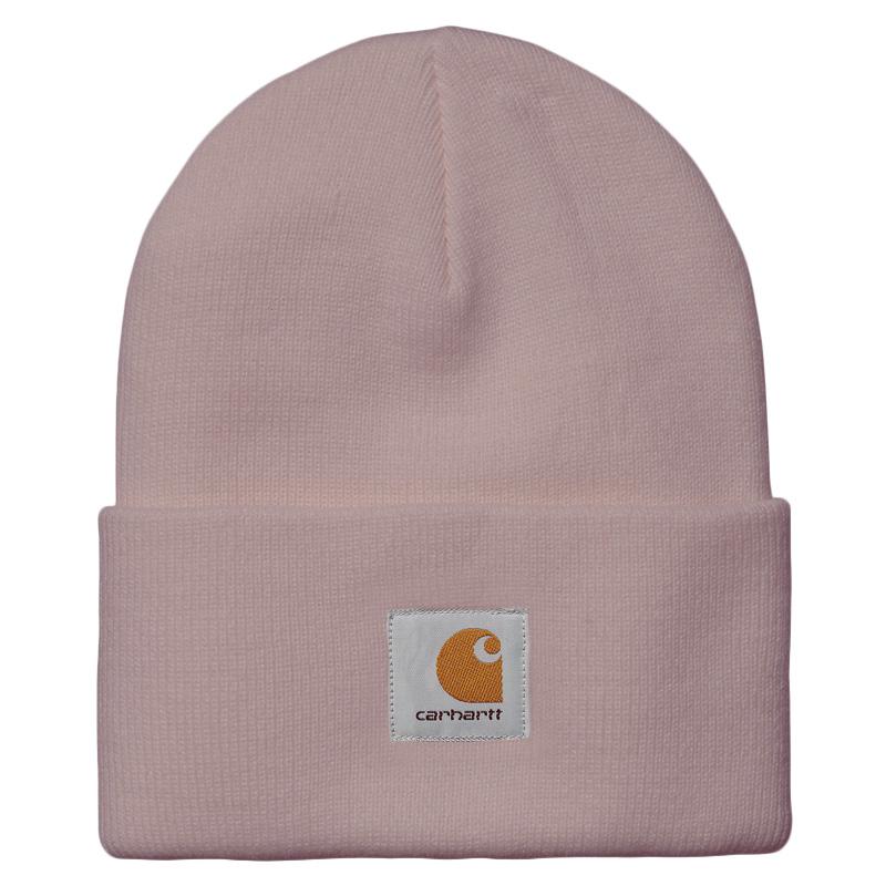 Carhartt WIP Acrylic Watch Hat Beanie Earthy Pink