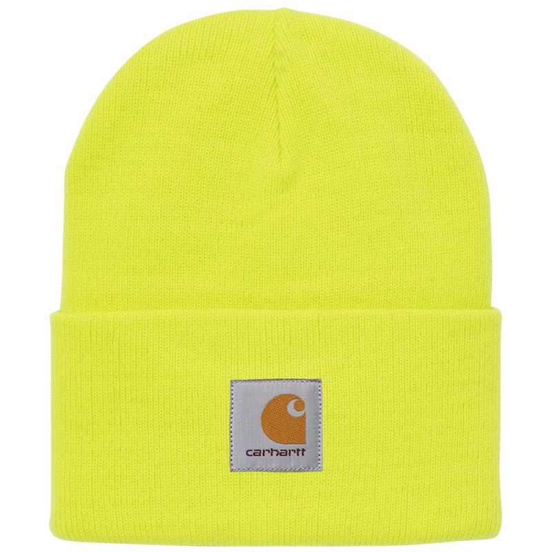 Carhartt WIP Acrylic Watch Hat Beanie Limeade
