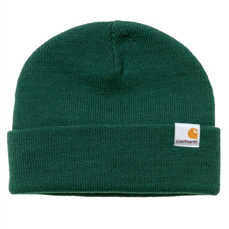 Carhartt WIP Stratus Low Beanie Dark Fir