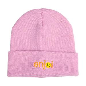enjoi Pink Helmet Beanie