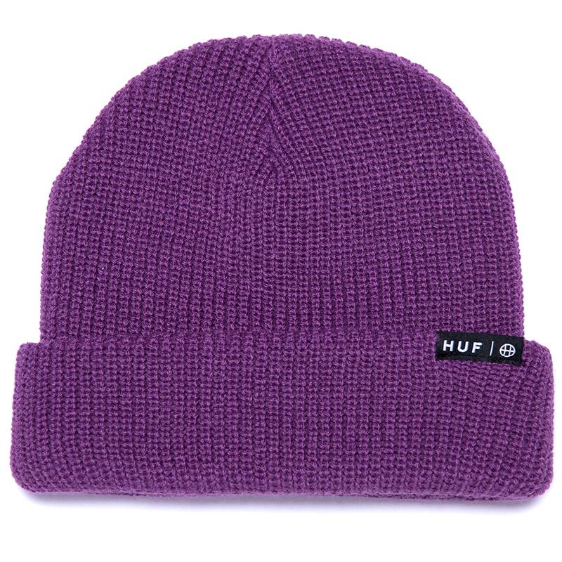 HUF Essentials Usual Beanie Violet