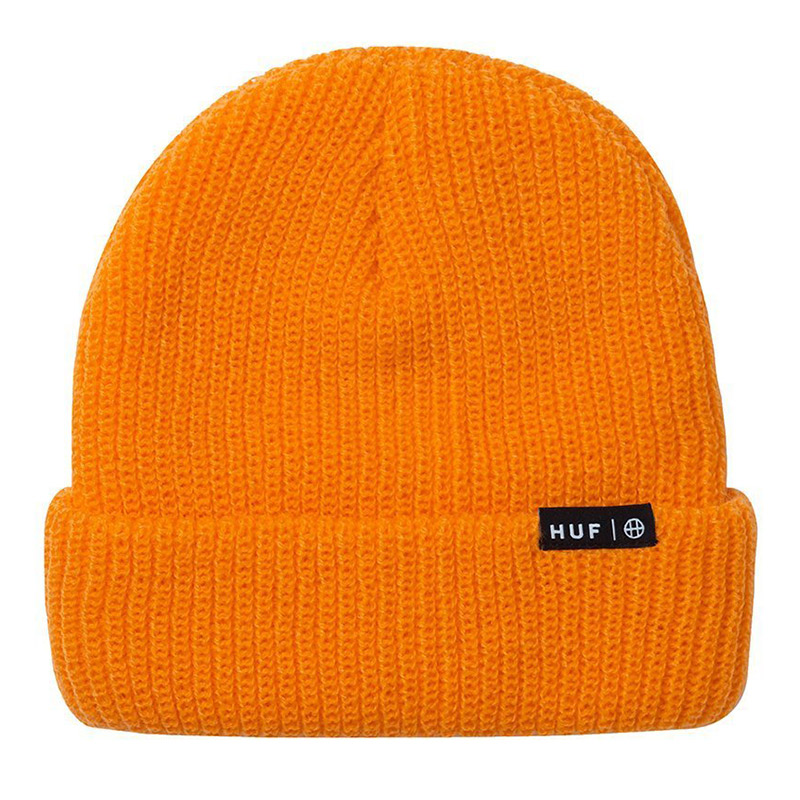 HUF Usual Beanie Russet Orange