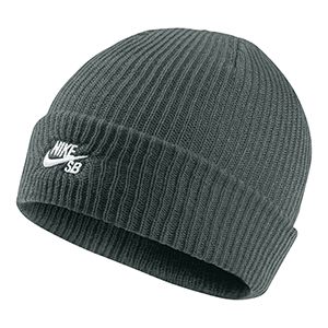 Nike Fisherman Beanie Midnight Green/White