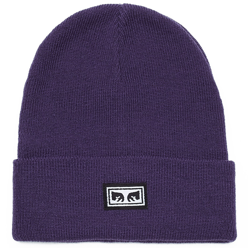 Obey Icon Eyes Beanie Logan Berry