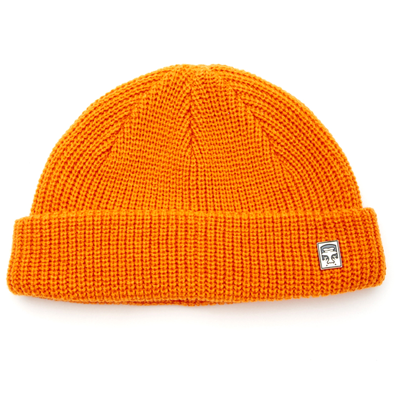 Obey Micro Beanie Carrot