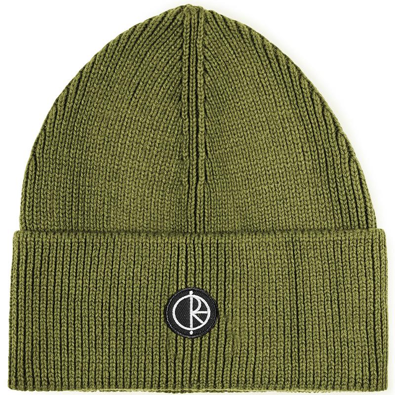 Polar Dry Cotton Beanie Army Green