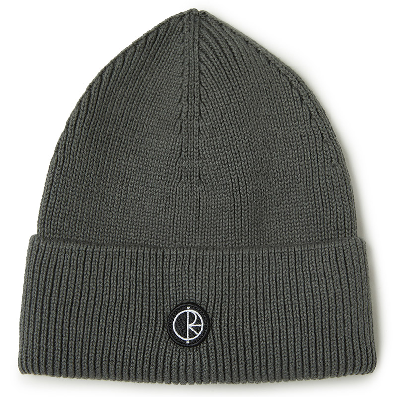 Polar Dry Cotton Beanie Graphite