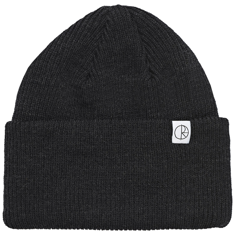 Polar Harbour Beanie Black