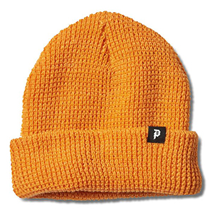 Primitive Dirty P Waffle Two Fer Beanie Sunset