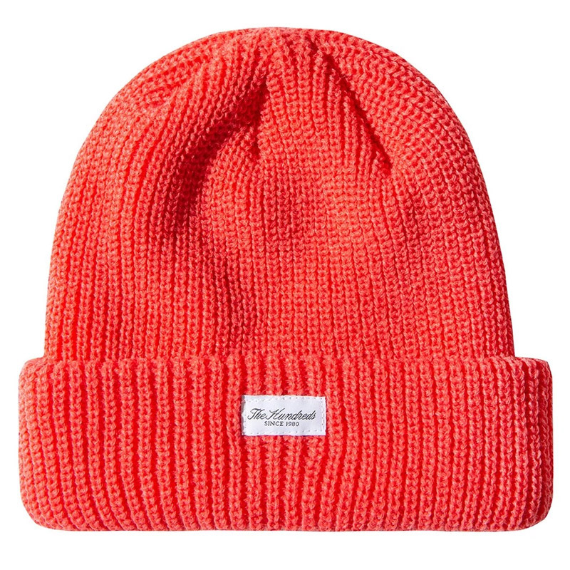 The Hundreds Crisp 2 Beanie Pink