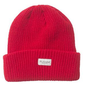 The Hundreds Crisp 2 Beanie Red