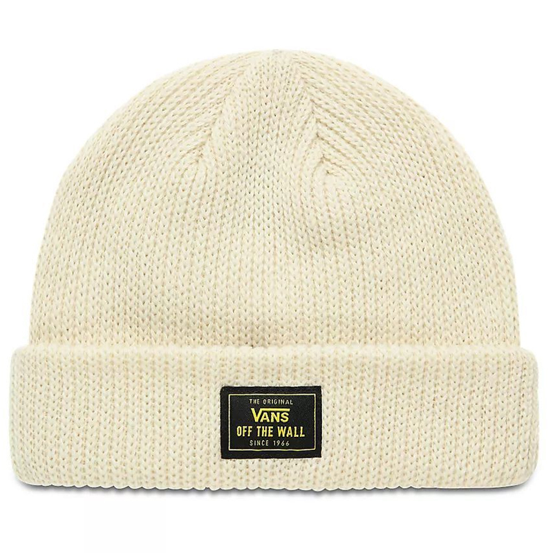 Vans Bruckner Cuff Beanie Antique White