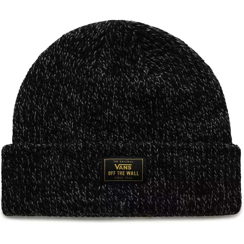 Vans Bruckner Cuff Beanie Black Heather