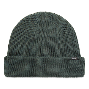 Vans Core Basics Beanie Darkest Spruce