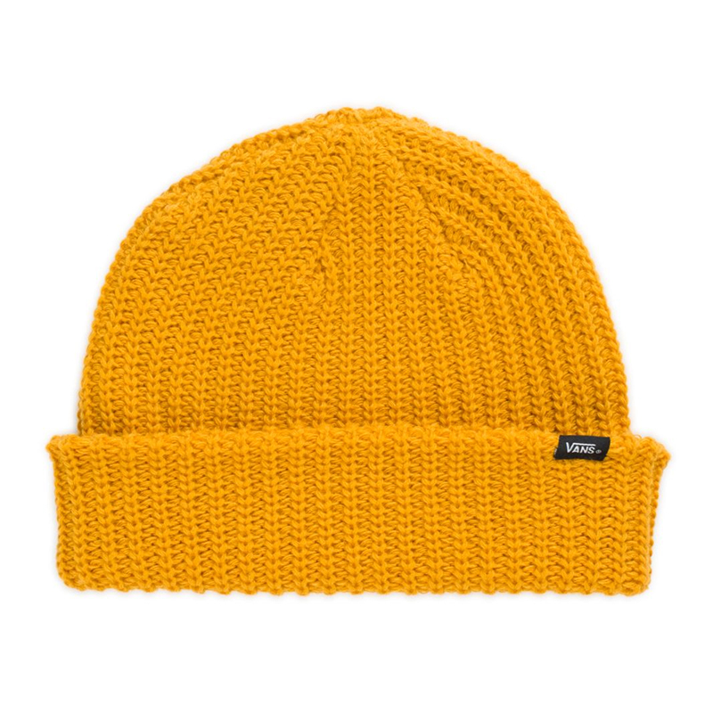 Vans Mismoedig Plus Beanie Golden Yellow