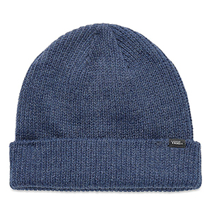 Vans W's Core Basic Beanie Blue Heather
