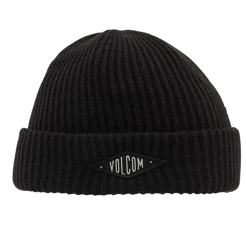 Volcom V.I. Beanie Black