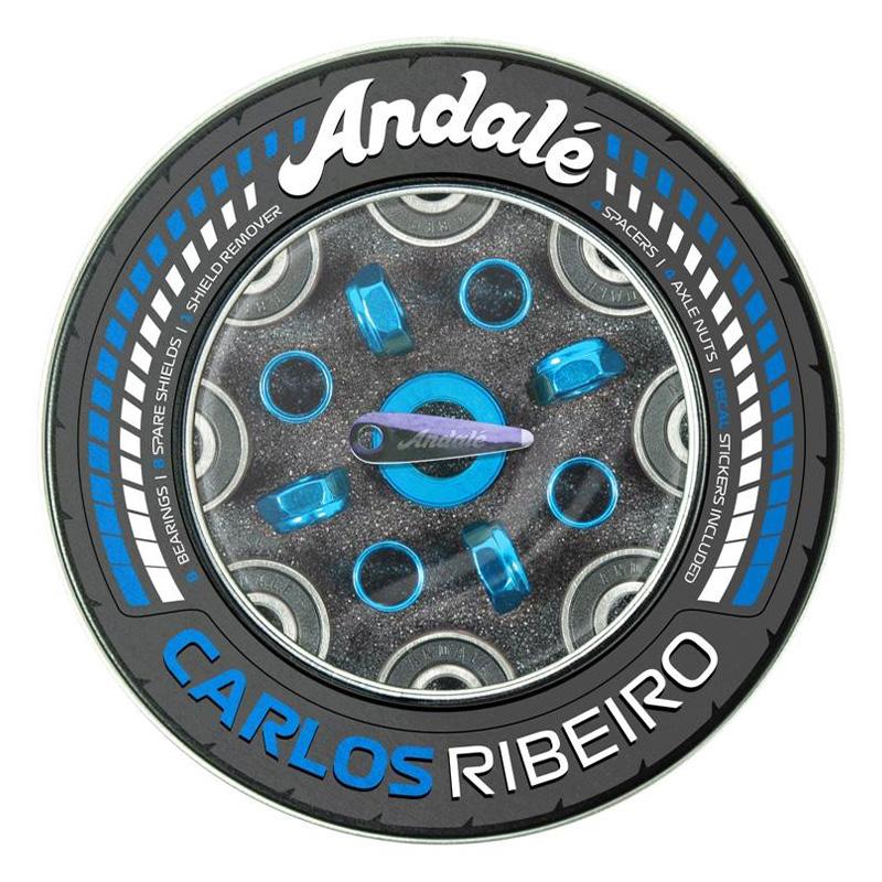 Andale Carlos Ribeiro Pro Bearings