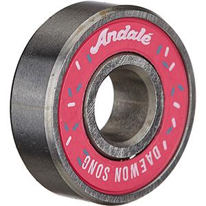 Andale Daewon Donut Bearings - incl. wax -