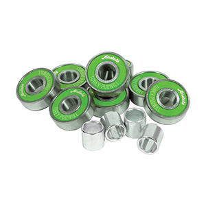 Andale Torey Pudwill Green Sauce Bearings - incl. wax -