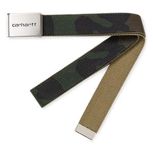 Carhartt Clip Chrome Belt Camo Laurel