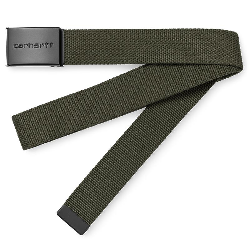Carhartt WIP Clip Tonal Belt Cypress