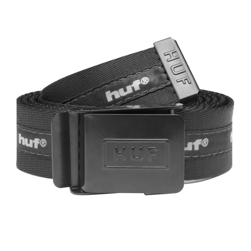 HUF Easy Scout Belt Black/Black