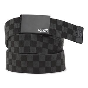 Vans Deppster II Web Belt Black/Charcoal