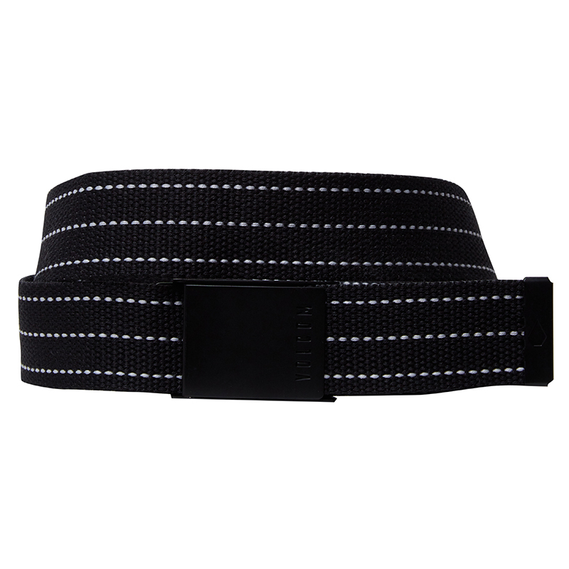 Volcom Horizon Web Belt Black