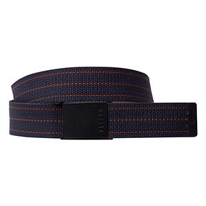 Volcom Horizon Web Belt Midnight Blue