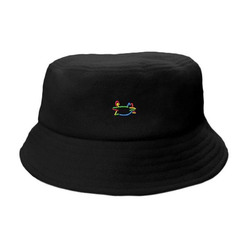 Leon Karssen RYGB Bucket Hat