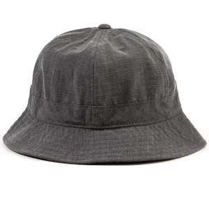 ea22034cc9ad08 Stussy Washed Ripstop Bell Bucket Hat Black. undefined. Loading zoom