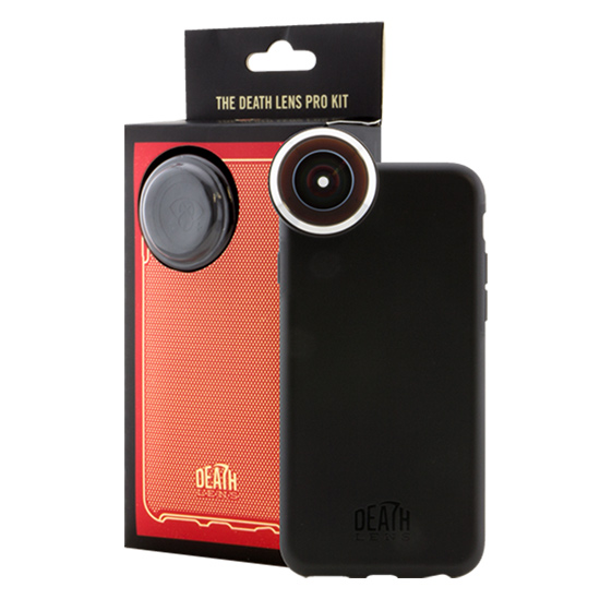 Death Lens Iphone 6/6S Pro Case -W/O Lens-