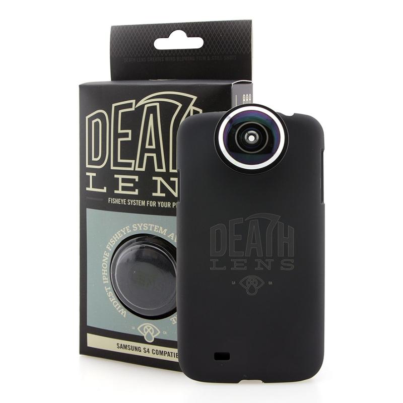 Death Lens Samsung Galaxy S4 Fisheye Lens