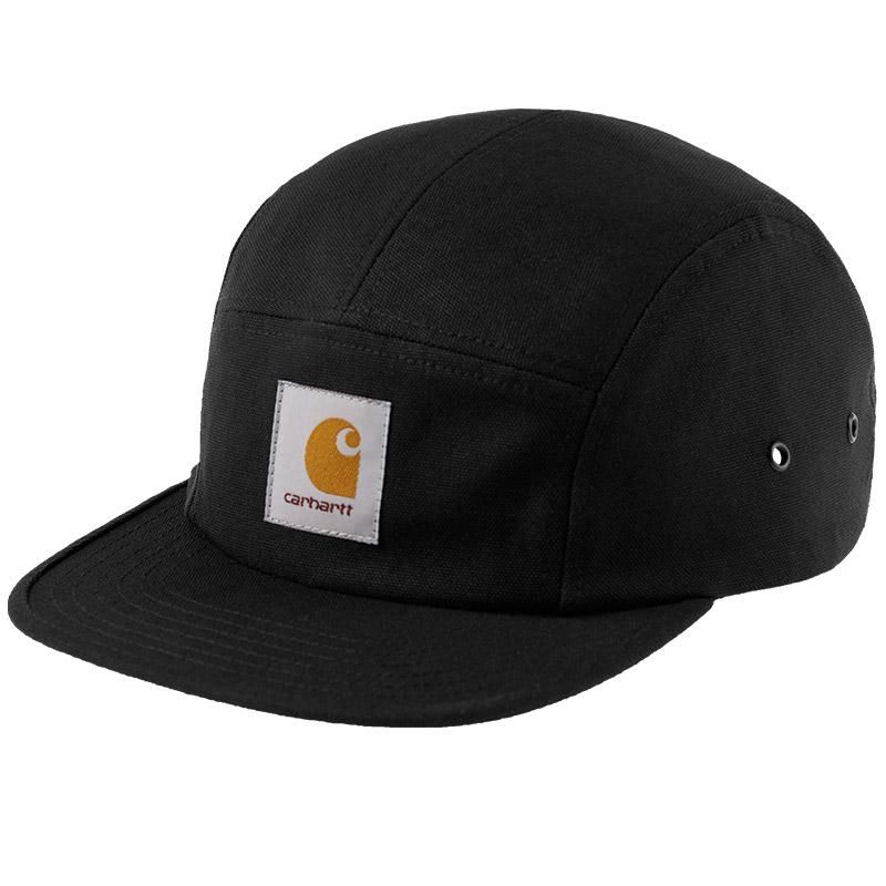 Carhartt WIP Backley 5 Panel Cap Black