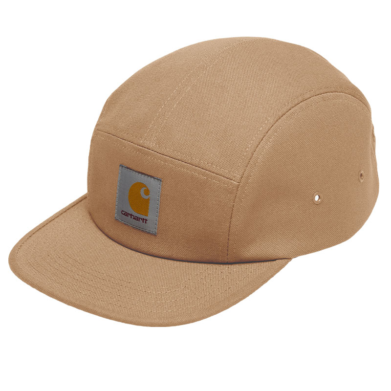 Carhartt WIP Backley Cap Dusty H Brown