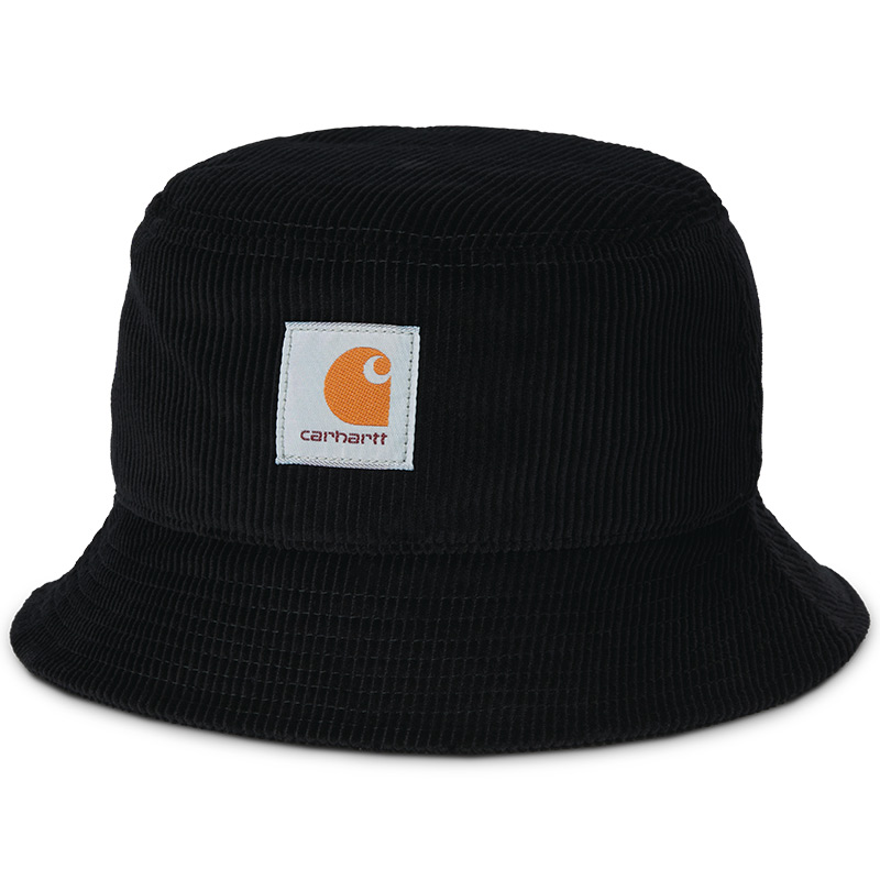Carhartt WIP Cord Bucket Hat Black