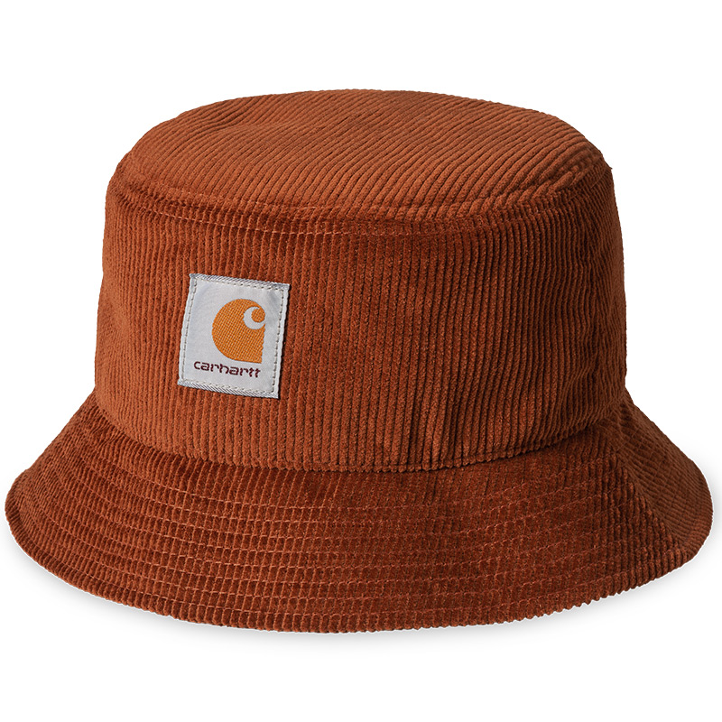 Carhartt WIP Cord Bucket Hat Brandy